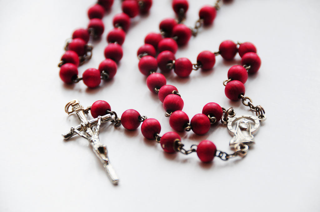 2019: A Year of Rosaries for Our Pastor