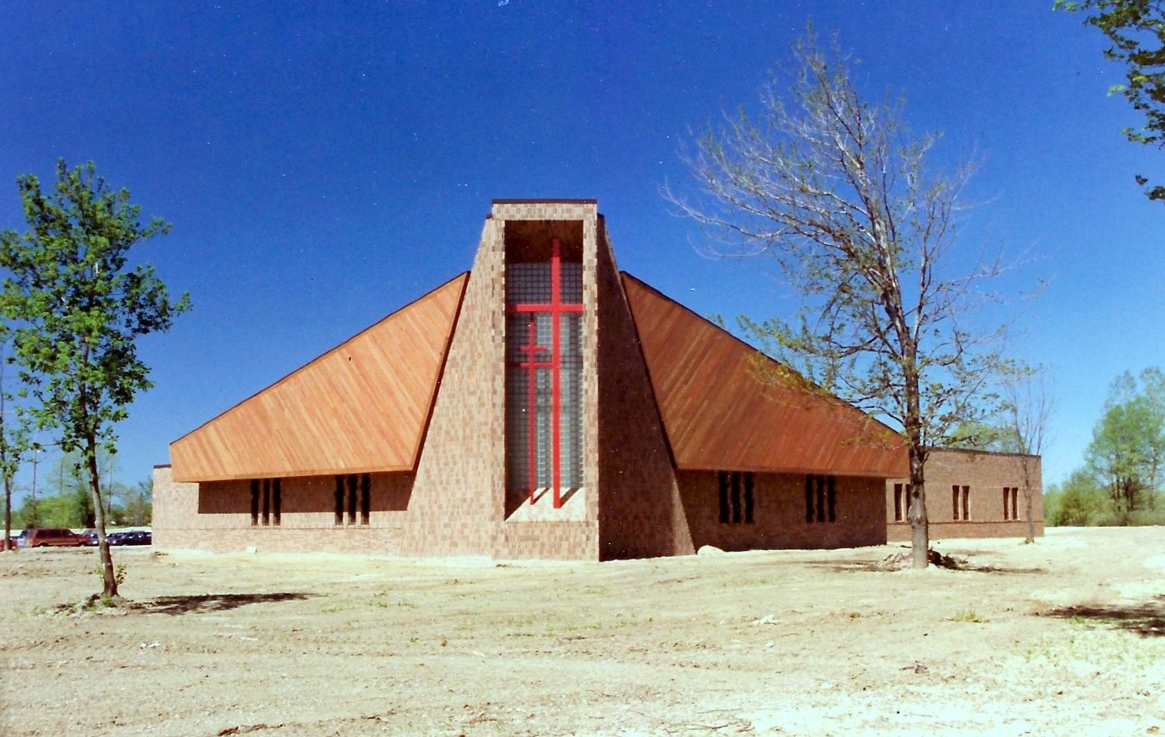Dedication of the Church – 30th Anniversary