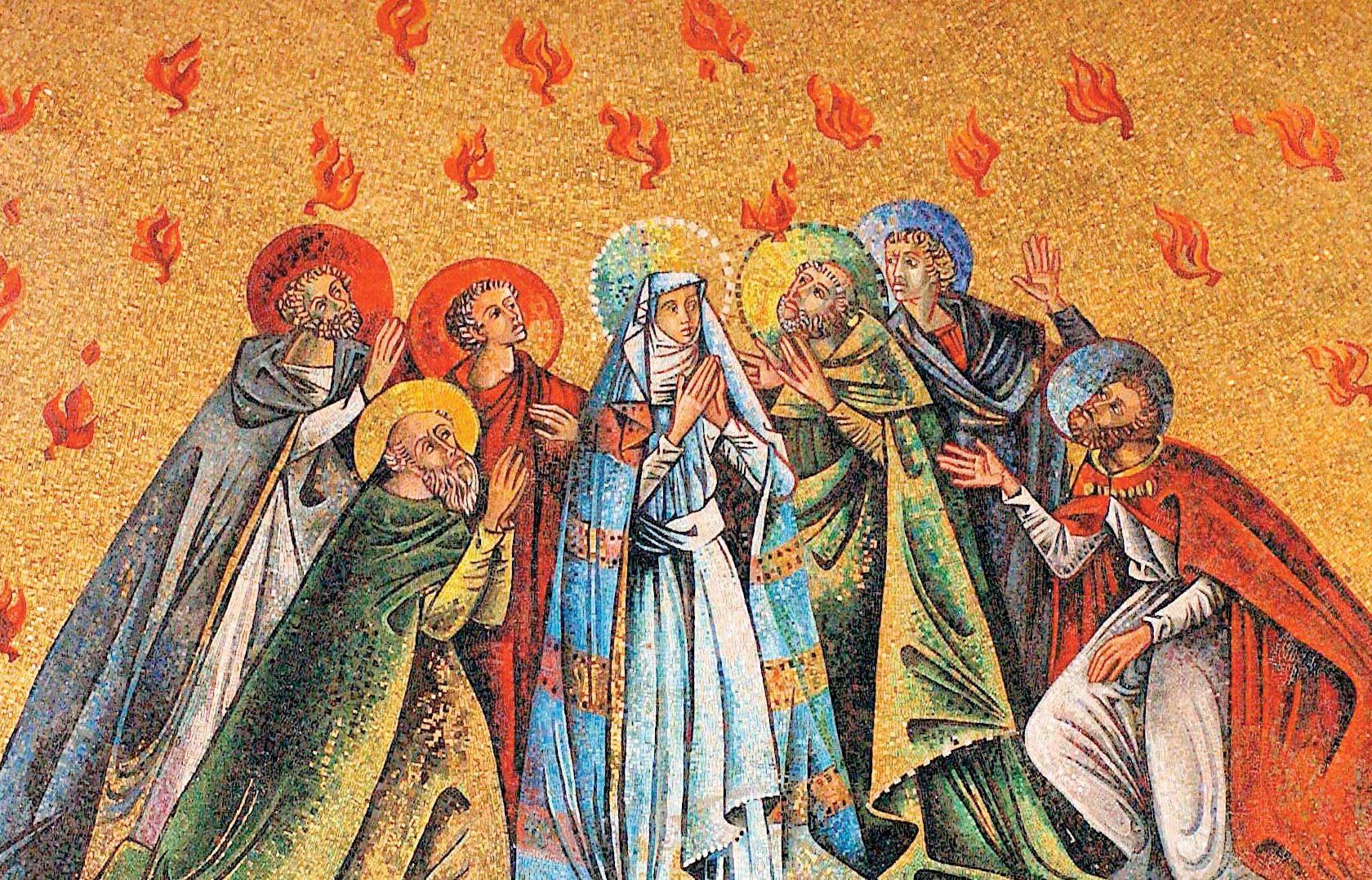 Pentecost Vigil