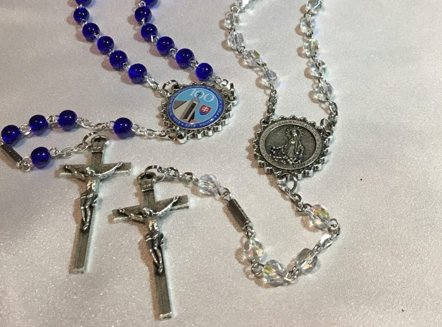 Monthly Bi-Lingual Rosary