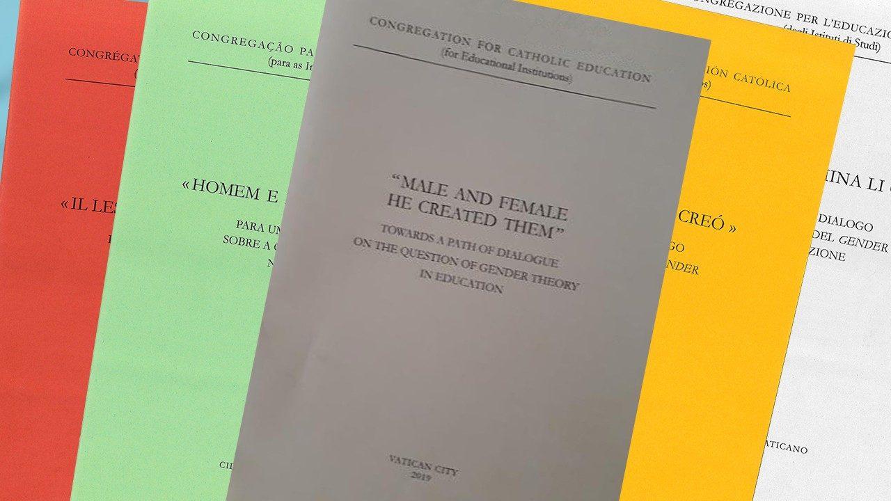 Vatican document on gender ideology
