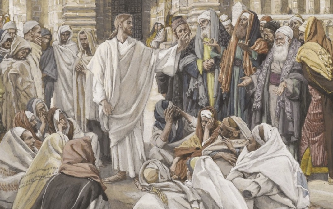 Homily – August 3, 2019