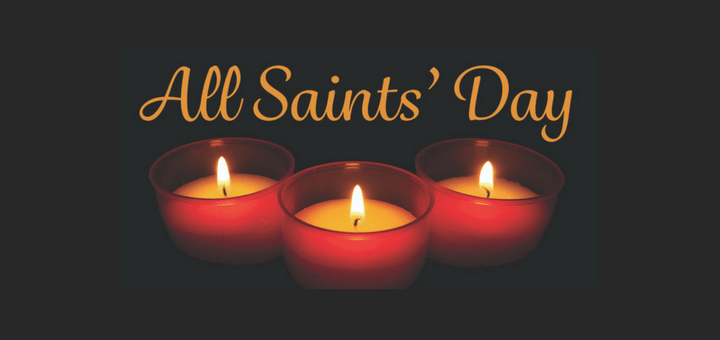 All Saints' Day Mass Schedule