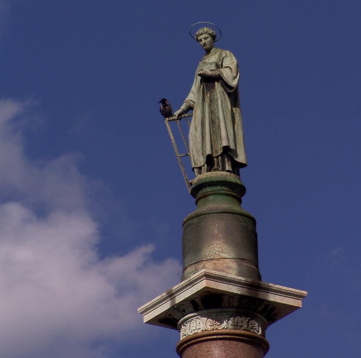 Saint Lawrence, Deacon, Martyr