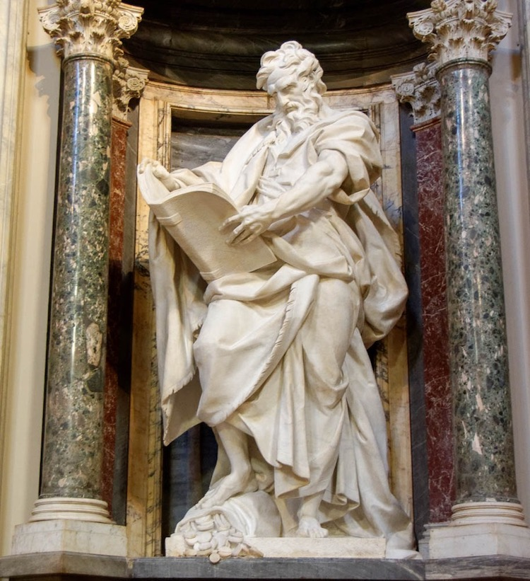 Saint Matthew, Apostle and Evangelist