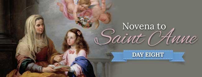 Novena to Saint Anne