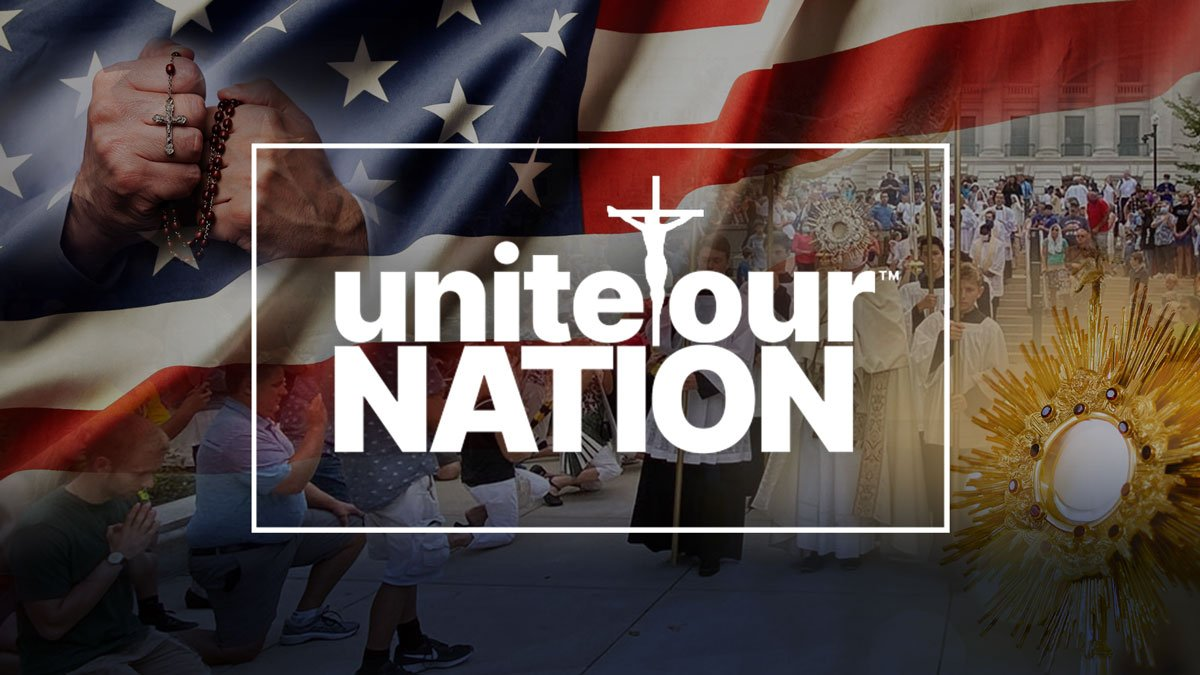 Unite our Nation: Lansing Eucharistic Procession
