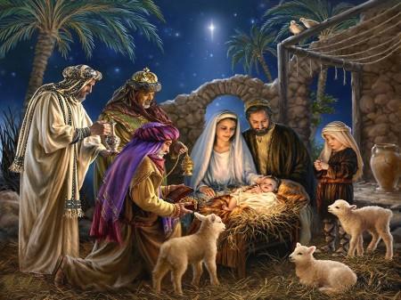 Prajem Vám požehnané Vianoce