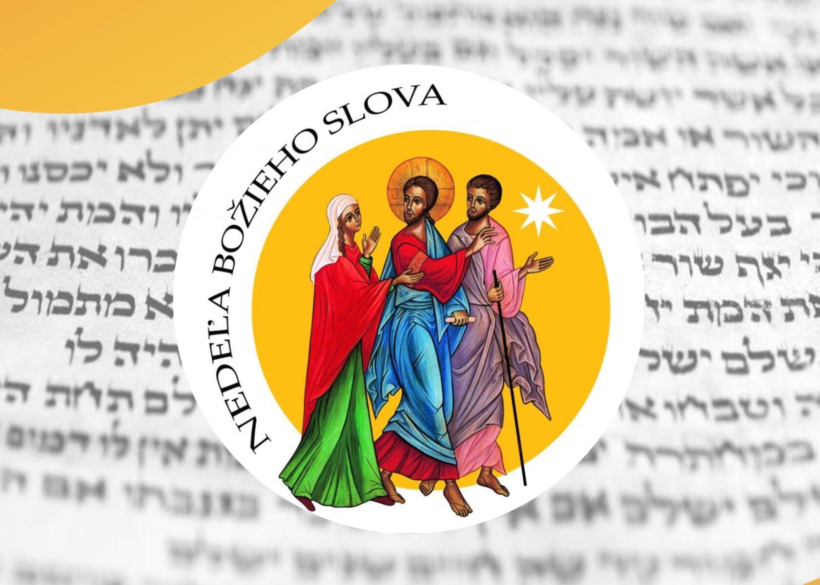 Domáca liturgia na Nedeľu Božieho Slova