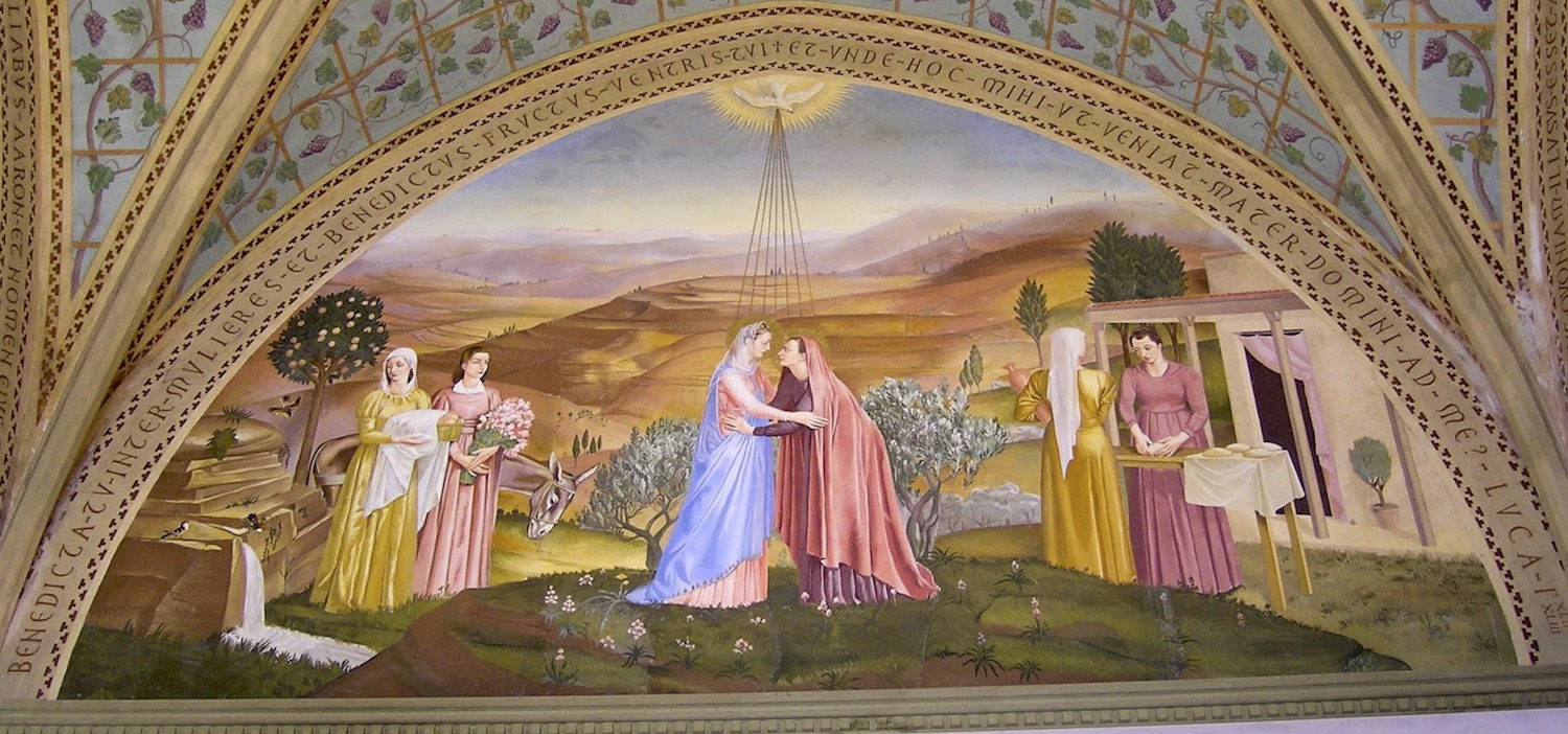 The Visitation of the Blessed Virgin Mary